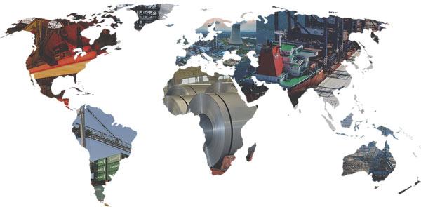 Gantry Rail Sectors