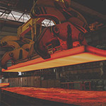 Crane Rails for Metal Works