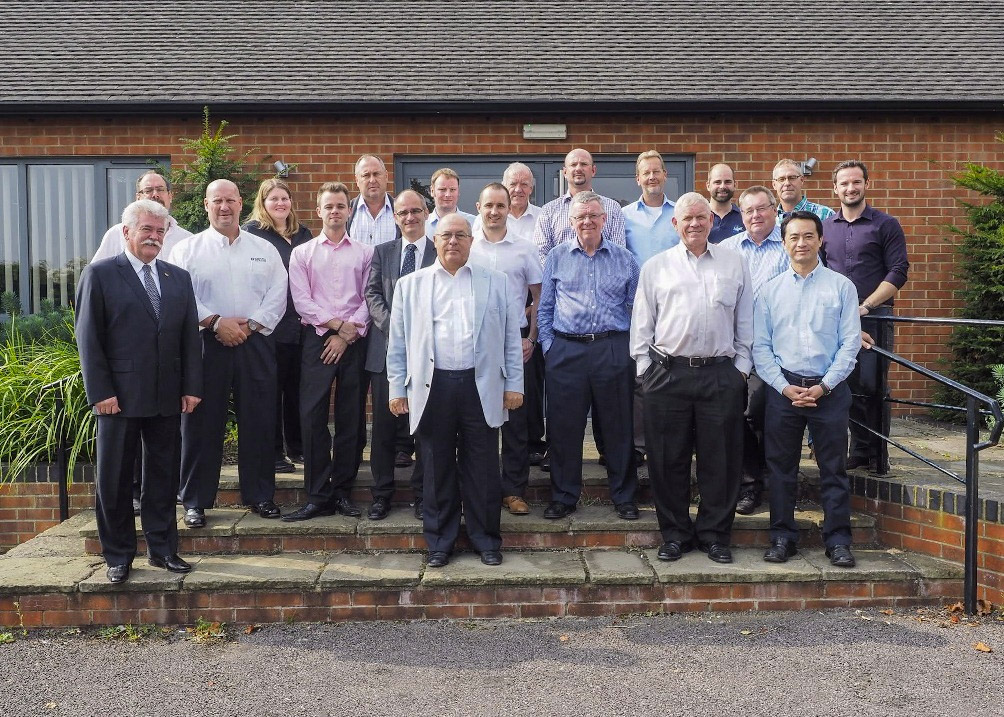 Gantrail International Partners