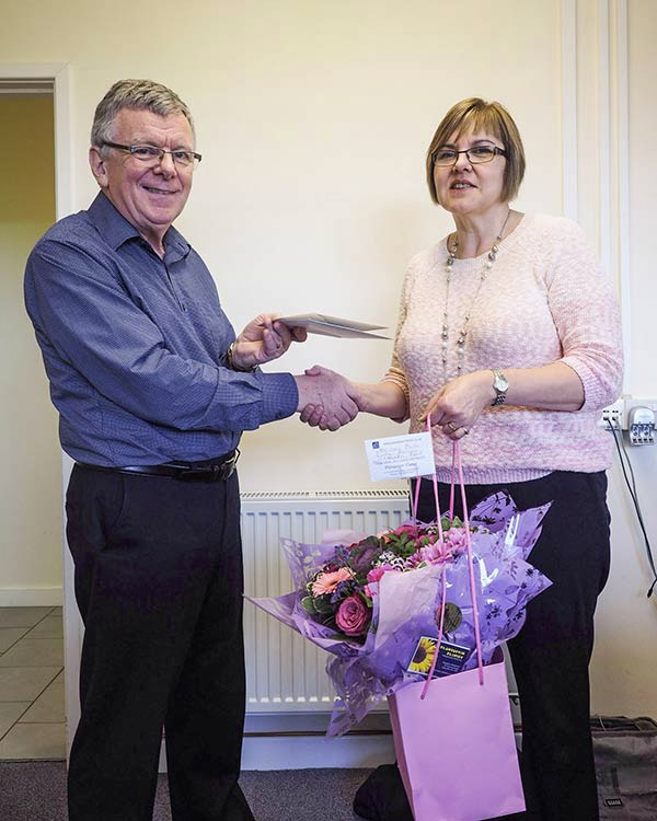 Lyn and MD Malcolm Trigg