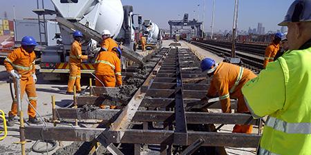 Rail Installation Supervision