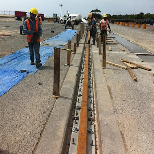 Refurbishment - Gantry Rail