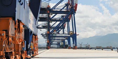 Shipyards and Shiplift rails