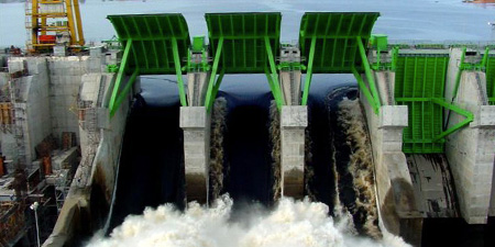 Crane Rail systems for Crane rail systems for hydroelectric sectors