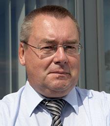 Gantrail Senior Project Manager - Dieter Verheyen