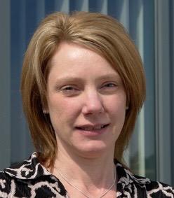 Gantrail Financial Director - Carole Cresswell