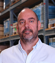Gantrail Commercial Director - Malcolm Gray