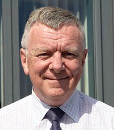 Gantrail Managing Director - Malcolm Trigg