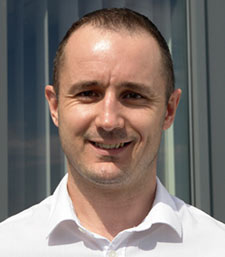 Gantrail Technical Manager - Peter Bygrave