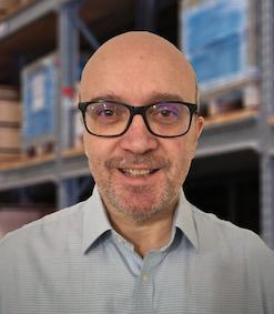 Gantrail Sales Manager – UK & ROW - Roberto Minicuci