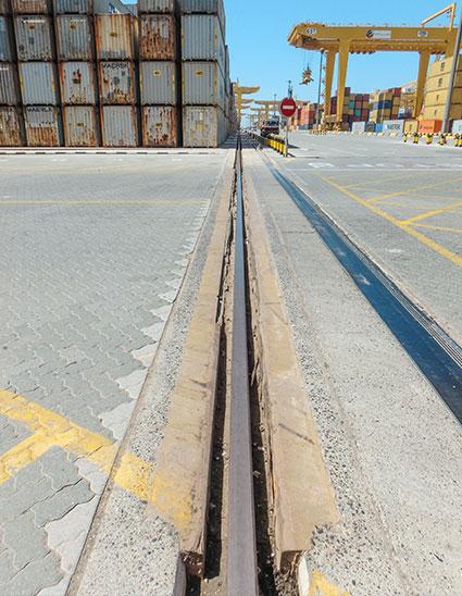 Before Rail Infill