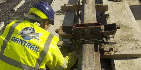 Gantrail Crane Rails