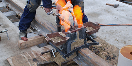 Rail Welding Services