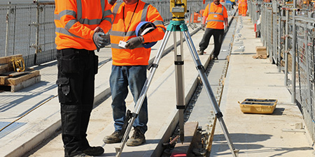 Crane Rail systems for Crane rail systems for water treatment works