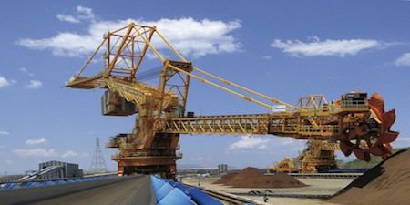 Crane Rail systems for Rail systems for the mining and bulk handling industries