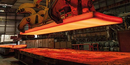 Crane Rail systems for Crane rail systems for steelworks