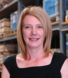 Gantrail Diretor Financeiro - Carole Cresswell