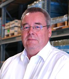 Gantrail Gerente da área de vendas - Dieter Verheyen