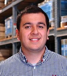 Gantrail Project Engineer - Luis Rendon