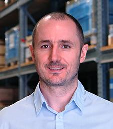 Gantrail Geschäftsführer - Peter Bygrave