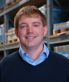 Gantrail Health and Safety Manager/Logistics - Adrian Sleigh